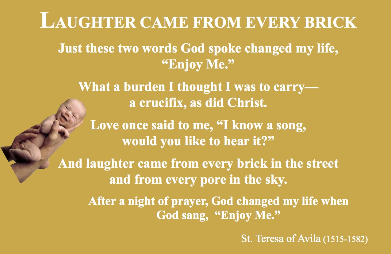 a biography of saint teresa of avila The life of st teresa of avila (autobiography) the way of perfection by st teresa of avila - mp3 audio - saint teresa of avila there are more tears shed over answered prayers than over unanswered prayers.