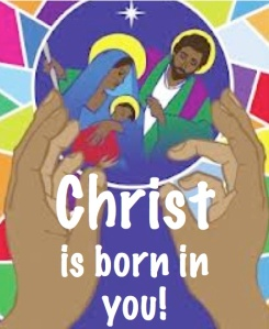 Christ is born in you