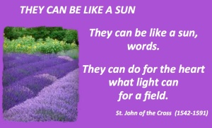JOHN OF THE CROSS words