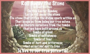 Easter Roll away the stone