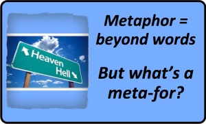 Metaphor - pastordawn