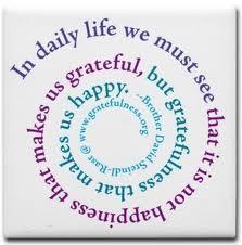 gratefulness Steindl-Rast