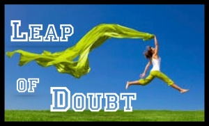 Leap of Doubt - How Do We Believe Resurrection? - an interactive sermon (Easter 2)
