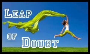 Leap of Doubt pastorDawn