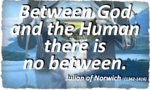 Julian of Norwich Between pastorDawn