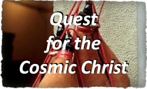 Cosmic Christ pastordawn