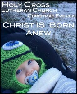 Christmas EVE 2015 cover