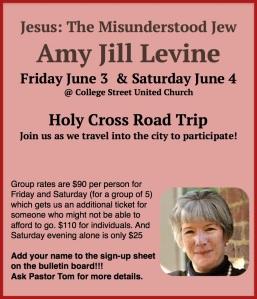 Amy Jill Levine