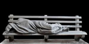 jesus-bench