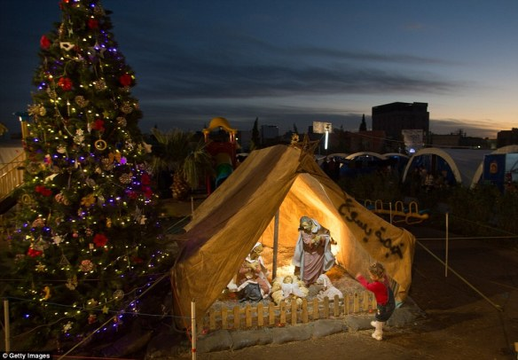 refugee-nativity-erbile