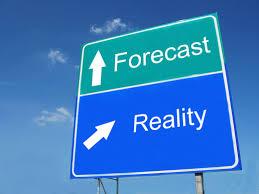 forecast-reality